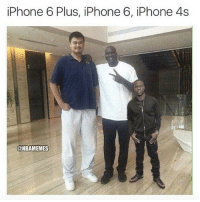 iPhone 6 Plus, iPhone 6, iPhone 4s  @NBAMEMES 🏀Seems accurate enough 😁 DOUBLE TAP & TAG a friend.🏀
