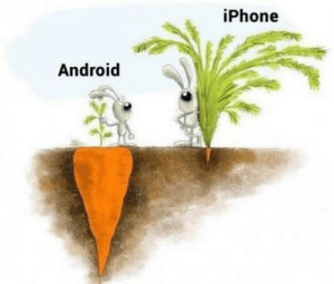 Android, Dank, and Iphone: iPhone  Android Let the comments rage by jerseyboyc137 MORE MEMES