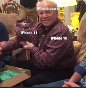 Is that true: iPhone users  iPhone 11  iPhone 10 Is that true