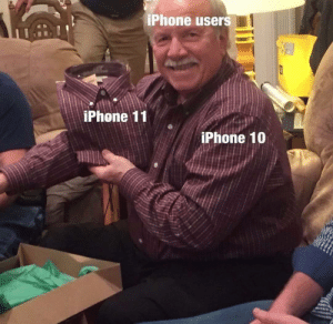 Pretty much: iPhone users  iPhone 11  iPhone 10 Pretty much