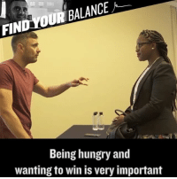 Homie, Hungry, and Irs: IR  BALANCE  FIN  Being hungry and  wanting to win is very important Merry xmas 🌲 ... oh and patience motherfuckers !!! This video clip needs to be understood .. everyone loses in this game we play ... grinding is the answer .. do you have the stomach for this game? Does your homie?