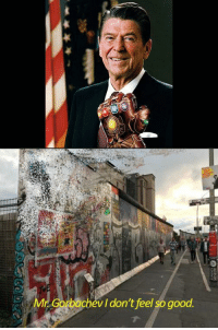 Berlin Wall being destroyed. November 9th 1989.: ir  v I don't feel so good Berlin Wall being destroyed. November 9th 1989.