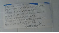 Last night during the debate, we took a tally of how many times Secure America Now's national security concerns were mentioned. We noticed a couple of very important issues were missing. Did you notice which issues were not discussed?: iran-UHHtt  Iran Deal-1 1 1  / ISIS-JHtUH.Htwrim  refugee-zero/immigrant  nuclear-JH1-iHtHIT4Ht/radical-1  Syria-1 /Middle East-HT111  Police-LitritH-11iVNATO-JAttlltr w\  tenor-LHt Ⅲ Last night during the debate, we took a tally of how many times Secure America Now's national security concerns were mentioned. We noticed a couple of very important issues were missing. Did you notice which issues were not discussed?
