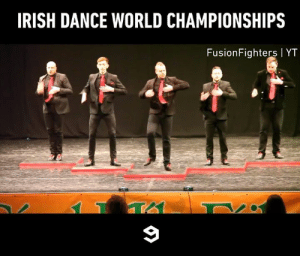 Happy St. Patrick's Day! ☘  Enjoy the Irish dance by Fusion Fighters: IRISH DANCE WORLD CHAMPIONSHIPS  FusionFighters YT Happy St. Patrick's Day! ☘  Enjoy the Irish dance by Fusion Fighters