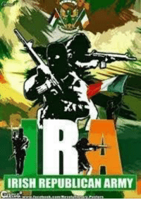 Irish: IRISH REPUBLICAN ARMY