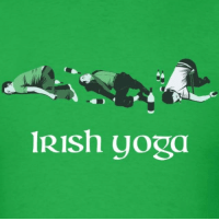 Irish: IRISh yoga