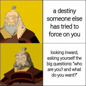 Iroh is wise: Iroh is wise