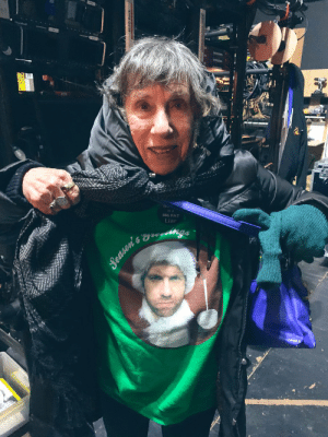 """I got a horrible Christmas Sweater of @billyeichner."" Elena, TONIGHT at https://t.co/4NJzD0WsGl!!!! https://t.co/Lmb0r797yC: is a  BIG FAT  Liar  Season's ""I got a horrible Christmas Sweater of @billyeichner."" Elena, TONIGHT at https://t.co/4NJzD0WsGl!!!! https://t.co/Lmb0r797yC"