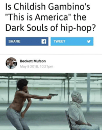 "Childish Gambino's ""This Is America"""