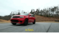 Cars, Memes, and youtube.com: is fast. Hit the link in our bio for our latest YouTube video on 7 cars the Jeep Grand Cherokee Trackhawk can beat to 60mph!