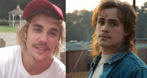 Is it just me or is Justin Bieber turning into Billy from Stranger Things?? https://t.co/8xRKZzkf9o: Is it just me or is Justin Bieber turning into Billy from Stranger Things?? https://t.co/8xRKZzkf9o