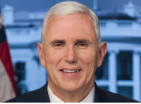 Is it me or is Mike Pence always really stoned?: Is it me or is Mike Pence always really stoned?