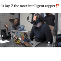 Friends, Jay, and Jay Z: Is Jay-Z the most intelligent rapper!? stylesp sat down with @rapradar and spoke of the power of Hovs mind 👀 Follow @bars for more ➡️ DM 5 FRIENDS