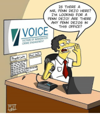 Yes, all of them! 🤣🤣 Folks, don't forget, keep prank calling VOICE. The number is 1-855-488-6423 HereToStay immigration undocumented: IS THERE A  MR. PENN DEJO HERE?  I'M LOOKING FOR A  PENN DEJO! ARE THERE  ANY PENN DEJOS IN  THIS OFFICE?  VICTIMS IMMIGRATION  CRIME ENGAGEMENT  Real Calls  Prank calls  QTZ  a011 Yes, all of them! 🤣🤣 Folks, don't forget, keep prank calling VOICE. The number is 1-855-488-6423 HereToStay immigration undocumented