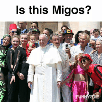 It never gets old: Is this Migos? It never gets old