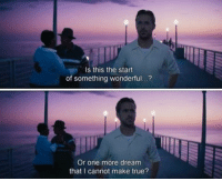 This movie gonna break all the recorde at academy lalaland emmastone ryangosling sebastian mia jksimmons oneofthebestmovies: Is this the start  of something wonderful...?  Or one more dream  that I cannot make true? This movie gonna break all the recorde at academy lalaland emmastone ryangosling sebastian mia jksimmons oneofthebestmovies