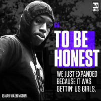 Sports, Washington, and Mag: ISAIAH WASHINGTON  br  MAG  TO BE  HONEST  WE JUSTEXPANDED  BECAUSE IT WAS  GETTIN' US GIRLS There's just one rule to join JellyFam: do its signature move 3 times in one game. brmag [link in bio]