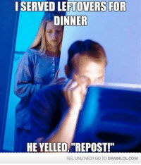 Damn! LOL: I love a good repost... trollface.jpg