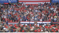 join.me, Live, and Com: ISES MADE  LIVE CAPE GIRARDEAU, Mo Join me LIVE in Cape Girardeau, MO! Great crowd for a #MAGA rally!  Find your polling location @ vote.donaldjtrump.com