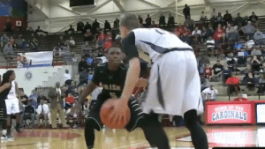 Basketball, White People, and Cardinals: ISH  HOME OF THE  CARDINALS KYLE GUY IS THE STEAL OF THE DRAFT!😤  (@Ballislife) https://t.co/oFwcDNQLKS