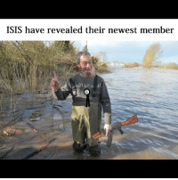 allahuakbar funny follow4follow follow likeforlikes likes: ISIS have revealed their newest member allahuakbar funny follow4follow follow likeforlikes likes