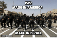 America, Isis, and Memes: ISIS  MADE IN AMERICA  MADE IN ISRAEL  DAVIDICKE.COM  ADDIETCOM Militants in Syria receive US-made anti-aircraft systems – Russian Foreign Minister spokesperson https://www.davidicke.com/article/390904/militants-syria-receive-us-made-anti-aircraft-systems-russian-foreign-minister-spokesperson #ISIS #USA #Israel