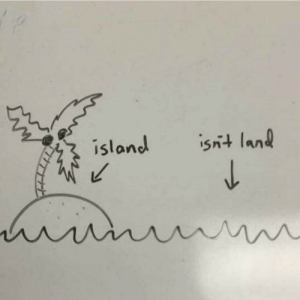 Dank, Memes, and Target: island isnt land Me irl by WonkieDaX MORE MEMES