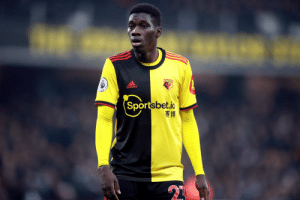 Ismaïla Sarr should be the first player in the Premier League Hall of Fame if he destroys Liverpool's unbeaten streak. 😂😂 https://t.co/wyJbNVEzej: Ismaïla Sarr should be the first player in the Premier League Hall of Fame if he destroys Liverpool's unbeaten streak. 😂😂 https://t.co/wyJbNVEzej