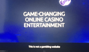 Isn't that what a casino is for? Gambling?: Isn't that what a casino is for? Gambling?