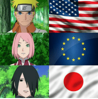 Memes, Onepiece, and 🤖: @isnaruto Where are you from? _ ideas @onepiece_iq