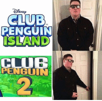 Penguin, Penguins, and Club Penguin Bans: ISNE  CLUB  PENGUIN  ISLAND  CLUB What we really want