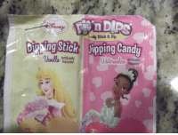 Candy, Disney, and Funny: ISNEO  ndy Stick & Dip  Dipking stick Dipping Candy  Vhuilla  Artificial  Flavore  Artificial  Flavore Racist Disney?