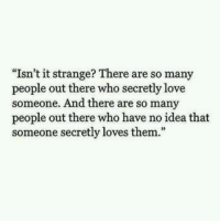 "Memes, 🤖, and Secret Love: ""Isn't it strange? There are so many  people out there who secretly love  someone. And there are so many  people out there who have no idea that  someone secretly loves them."" https://t.co/oNImsjciFq"