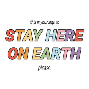 isolate: isolate:  here is your sign, if you needed one.  amount of comments on this saying that they needed to see this sign is amazing.  : isolate: isolate:  here is your sign, if you needed one.  amount of comments on this saying that they needed to see this sign is amazing.