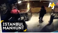 Memes, Istanbul, and Turkey: ISTANBUL  MANHUNT One of Turkey's most wanted men is still on the run. This is the moment a gunman stormed a nightclub and killed at least 39 people.