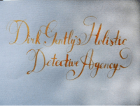 """Life, Netflix, and Tumblr: istic <p><a href=""""http://calligraphy.life/post/170469773746/calligraphy"""" class=""""tumblr_blog"""">calligraphy</a>:</p><blockquote> <p>I made this for the #SaveDirkGently campaign. The original series was closed after season 2 on bbc2 but it's running on Netflix now and they might continue it if the ratings are good and fans are active.<br/>Calligraphy by <a href=""""https://tmblr.co/mE8XUpx9fLiHfsxT0cwwsFA"""">@therabine</a>, on <a href=""""http://Patreon.com/Therabine"""">Patreon</a></p> <hr><p>Supported by <b><a href=""""http://CalligraphyLife.org"""">CalligraphyLife.org</a></b></p> </blockquote>"""
