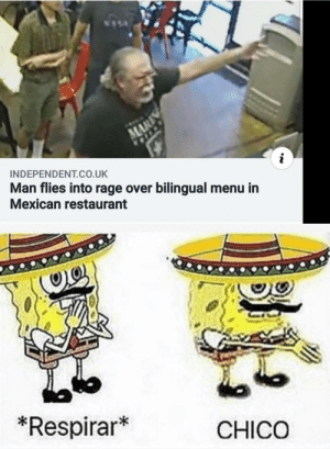 It's a Mexican restaurant… by Awesam114 MORE MEMES: It's a Mexican restaurant… by Awesam114 MORE MEMES
