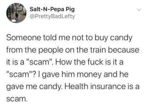 It's just candy bro: It's just candy bro