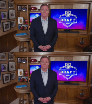 It's time.  @nflcommish welcomes fans to the 2020 @NFLDraft. https://t.co/NxidovbUwx: It's time.  @nflcommish welcomes fans to the 2020 @NFLDraft. https://t.co/NxidovbUwx