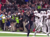 Memes, Texans, and 🤖: It didn't count, but it did to @DeAndreHopkins: https://t.co/LfndzOjQtO #Texans https://t.co/pbd06rxqbe