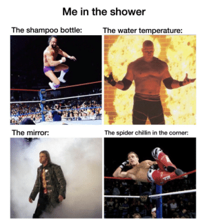 It do be like that in the shower: It do be like that in the shower