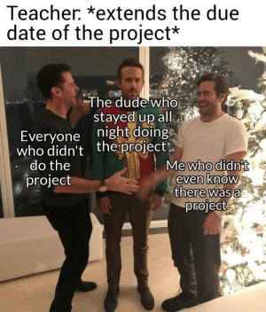 It do be that way: It do be that way