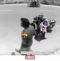 Barcelona, Memes, and 🤖: IT  EMAD How Barcelona tried to steal Marco Verratti from PSG (Credits: @emad_RMD )  https://t.co/0Bix9lwqJY