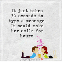 Quotes to make your girlfriend smile