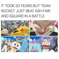 """Ash, Target, and Tumblr: IT TOOK 20 YEARS BUT TEAM  ROCKET JUST BEAT ASH FAIR  AND SQUARE IN A BATTLE <p><a href=""""http://virbank-city-vibes.tumblr.com/post/156548662060/this-was-so-unexpected"""" class=""""tumblr_blog"""" target=""""_blank"""">virbank-city-vibes</a>:</p><blockquote><p>This was so unexpected</p></blockquote>"""