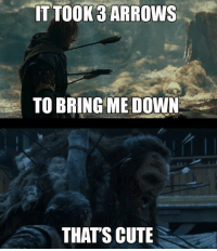 [Main Spoilers] From Wun Wun to Boromir: IT TOOK BARROWS  TO BRING ME DOWN  THAT'S CUTE [Main Spoilers] From Wun Wun to Boromir