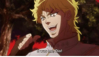 it was me dio: It was me Dio!