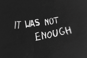 https://iglovequotes.net/: IT WAS NOT  ENOUGH https://iglovequotes.net/
