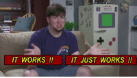 Asks, Code, and Works: IT WORKS!!  U  IT JUST WORKS  ! When someone asks me to explain my code