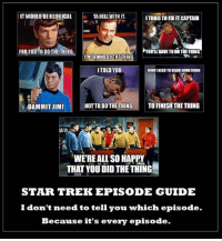 star trek episodes